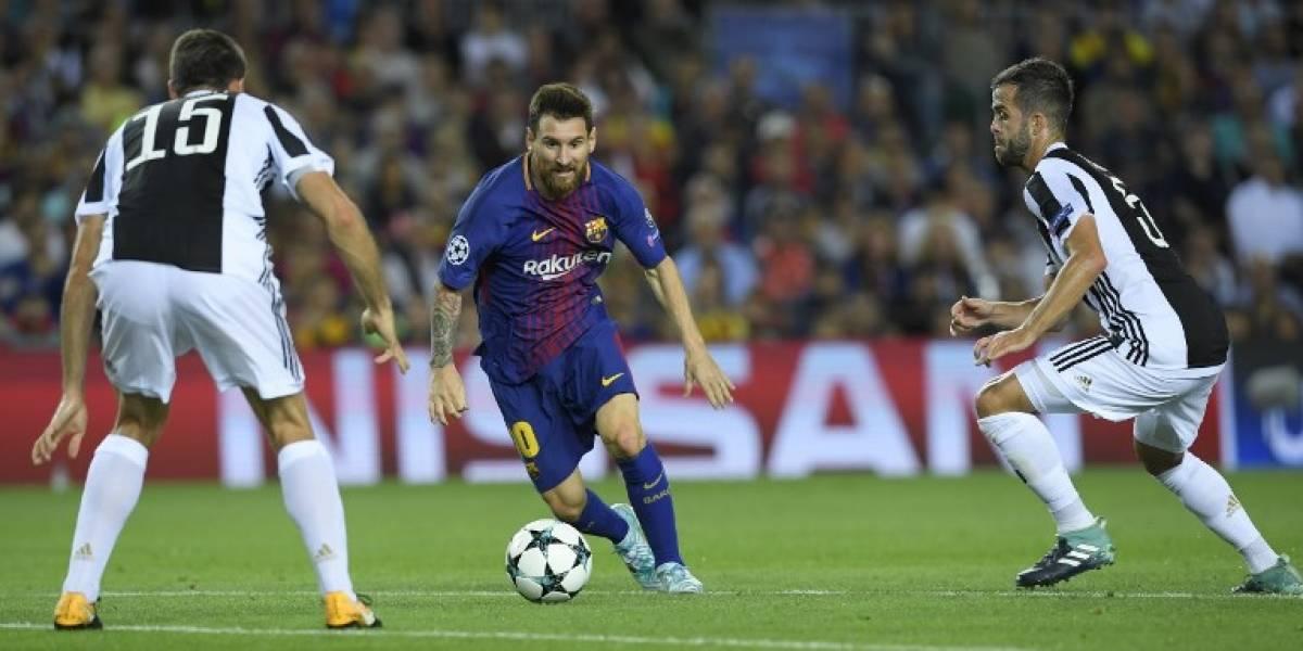 El Barça arrolla a la Juventus y revive su sueño europeo