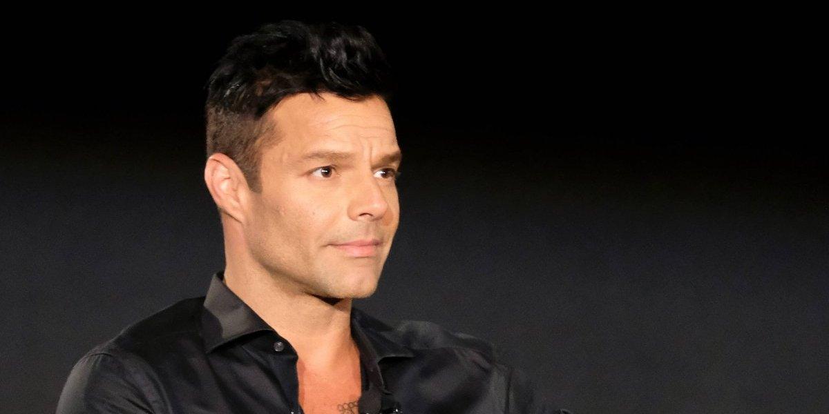 El desmejorado look de Ricky Martin preocupó a sus fans y le piden que descanse