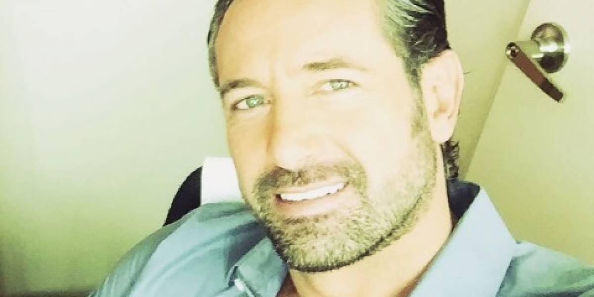 Actor mexicano niega ser padre del hijo de Marjorie de Sousa