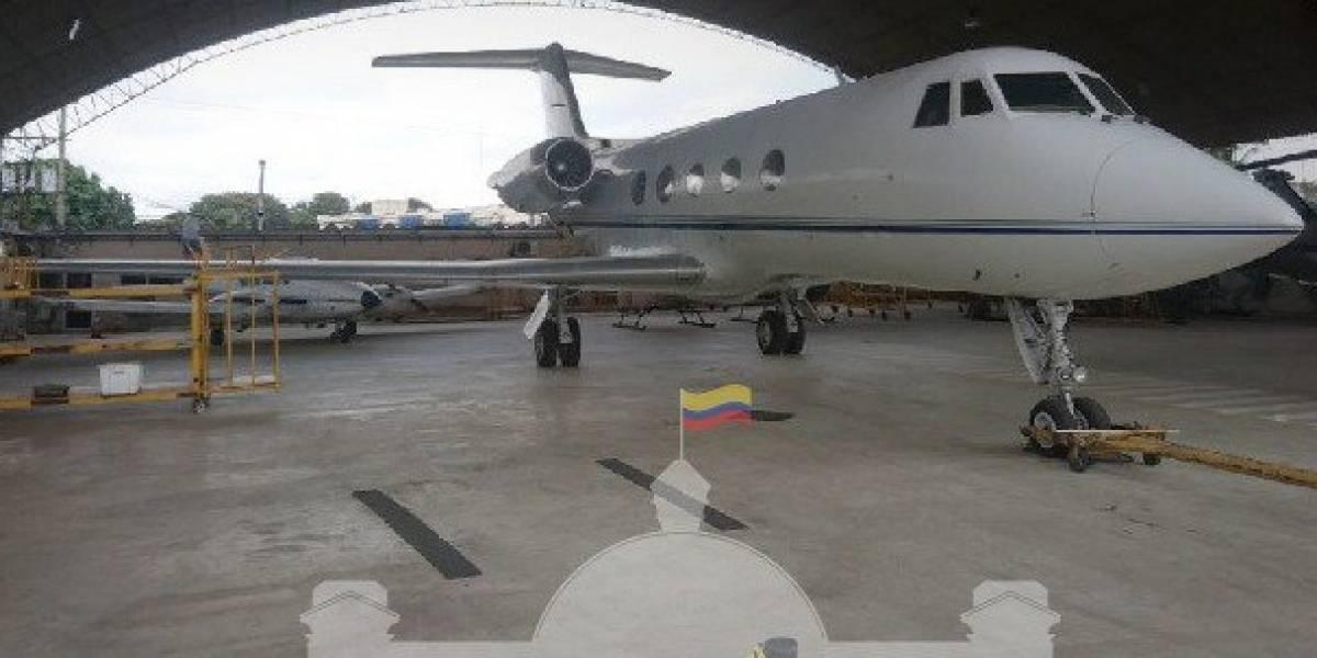Ecuador reforzara vigilancia aérea con incorporación de aeronave Gulfstream