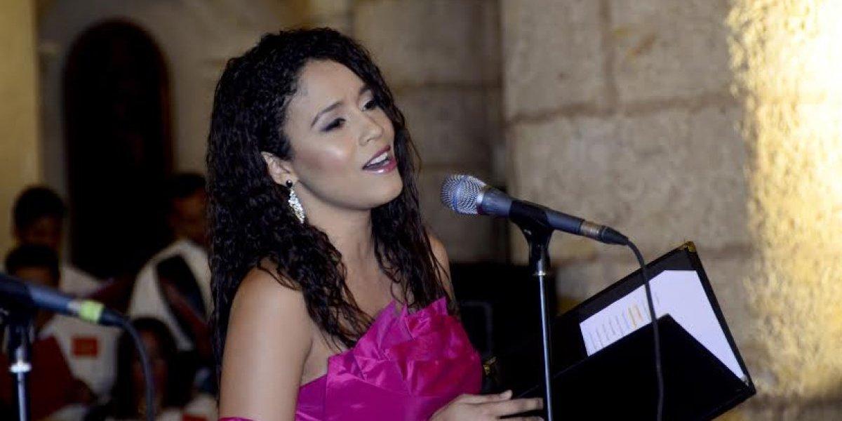 Soprano Stephany Ortega gana premio