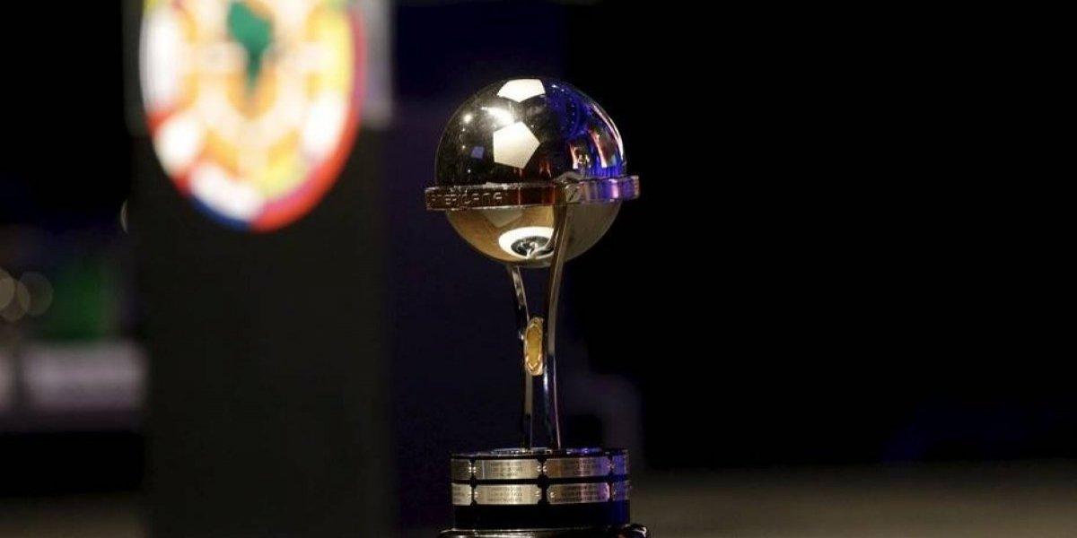 Sin chilenos: la programación de los octavos de final de la Copa Sudamericana