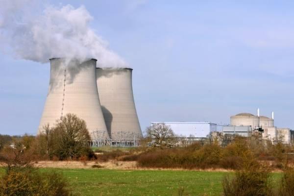 central nuclear Belleville-sur-Loire