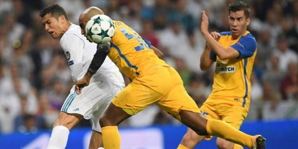De La Cisterna al Bernabéu: Ex capitán de Palestino debutó en Champions ante Real Madrid