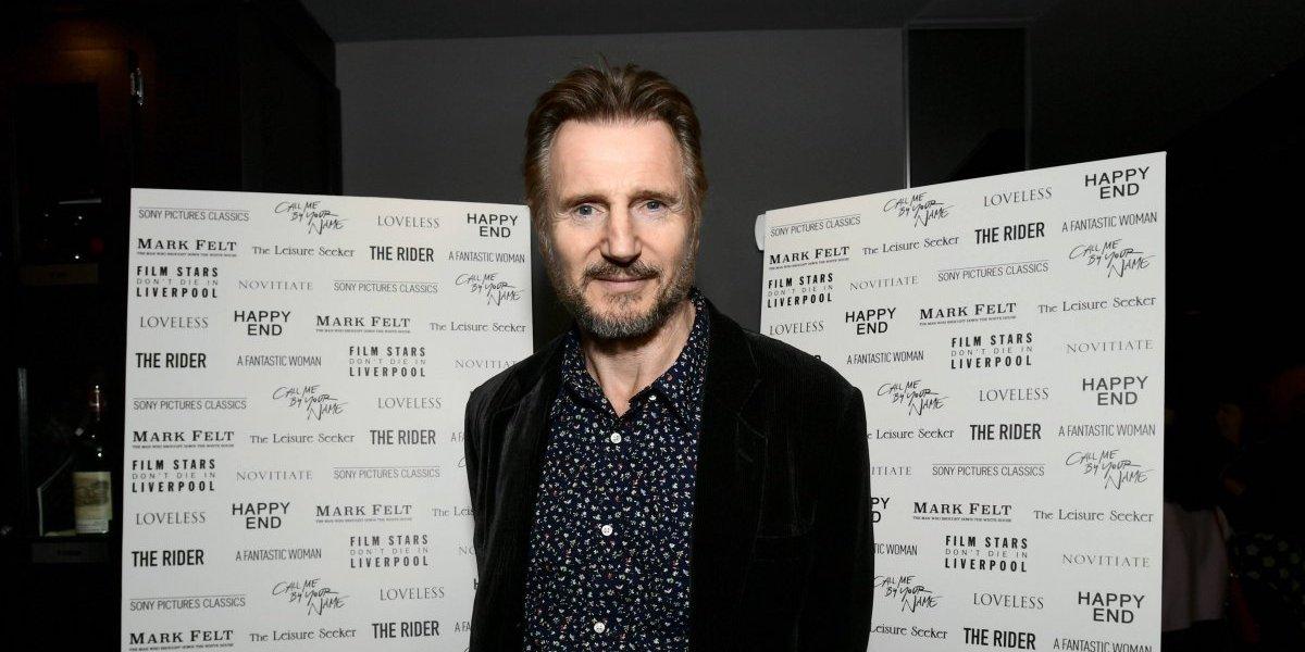 Liam Neeson a punto de dejar el cine de acción