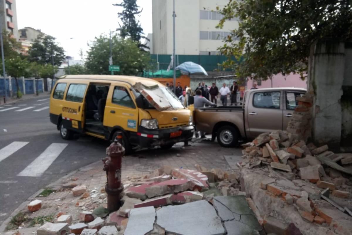 AMT Accidente de tránsito