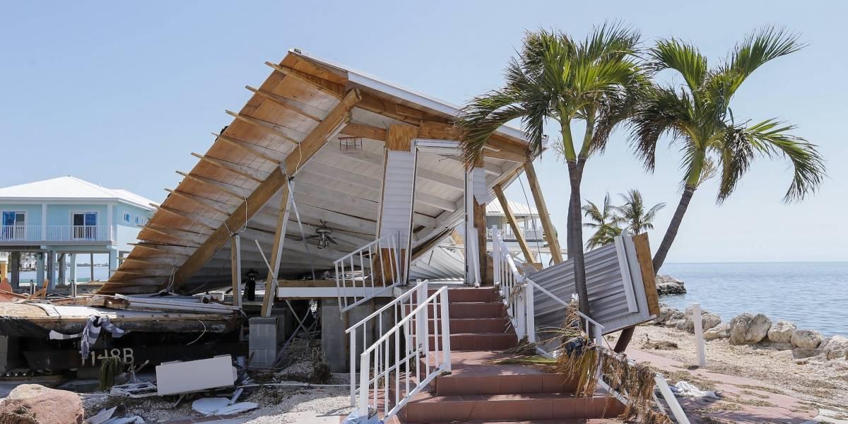 Seis personas mueren en un asilo de Florida sin luz tras el paso de Irma
