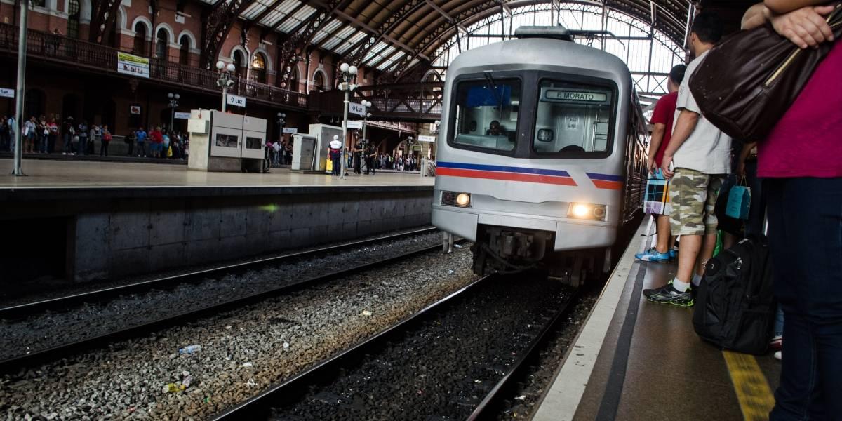 Trens da CPTM tem velocidade reduzida na linha 11-Coral