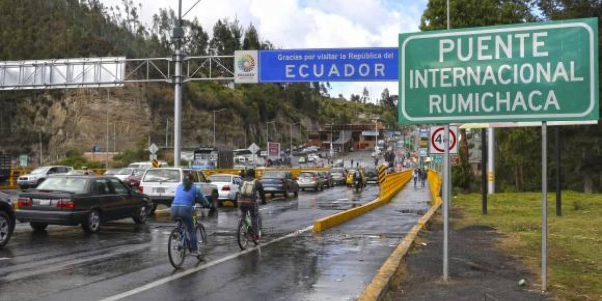 Colombia cerrará sus fronteras entre el jueves y el domingo por elecciones