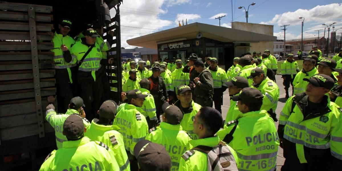 Escándalo en la Policía Metropolitana de Bogotá por irregularidades en el manejo de los recursos