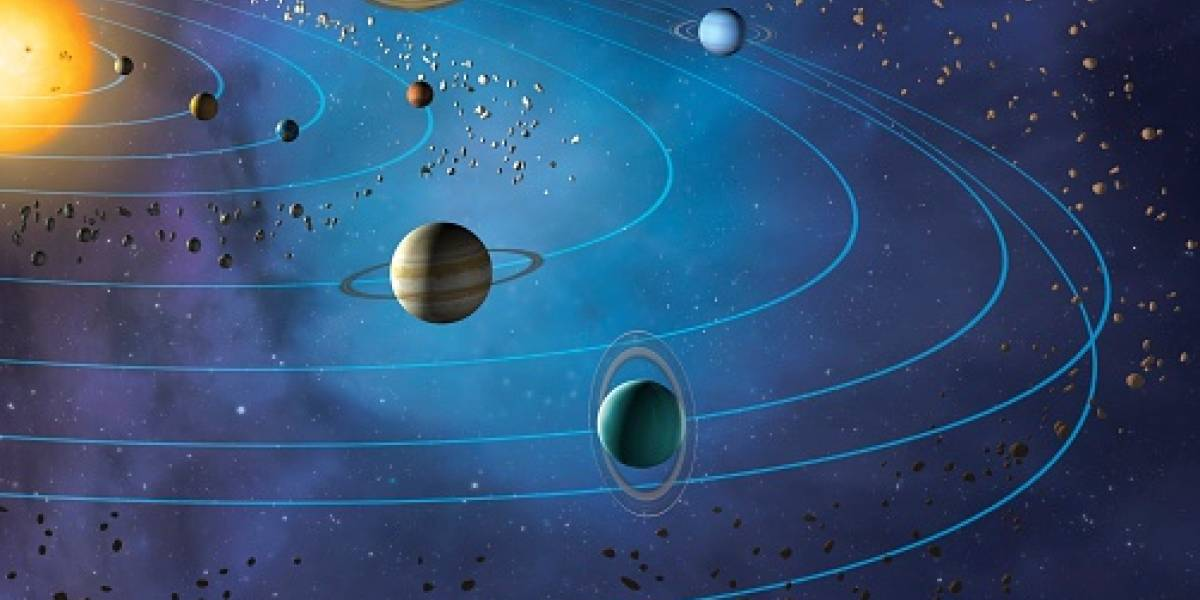 Un estudio plantea que el cinturón de asteroides estuvo vacío en sus orígenes