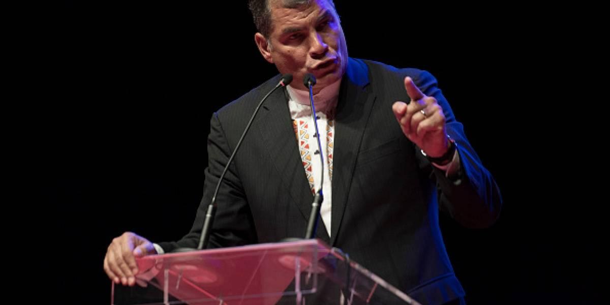 Rafael Correa: ¿Cuándo cesará el show y empezará el trabajo?