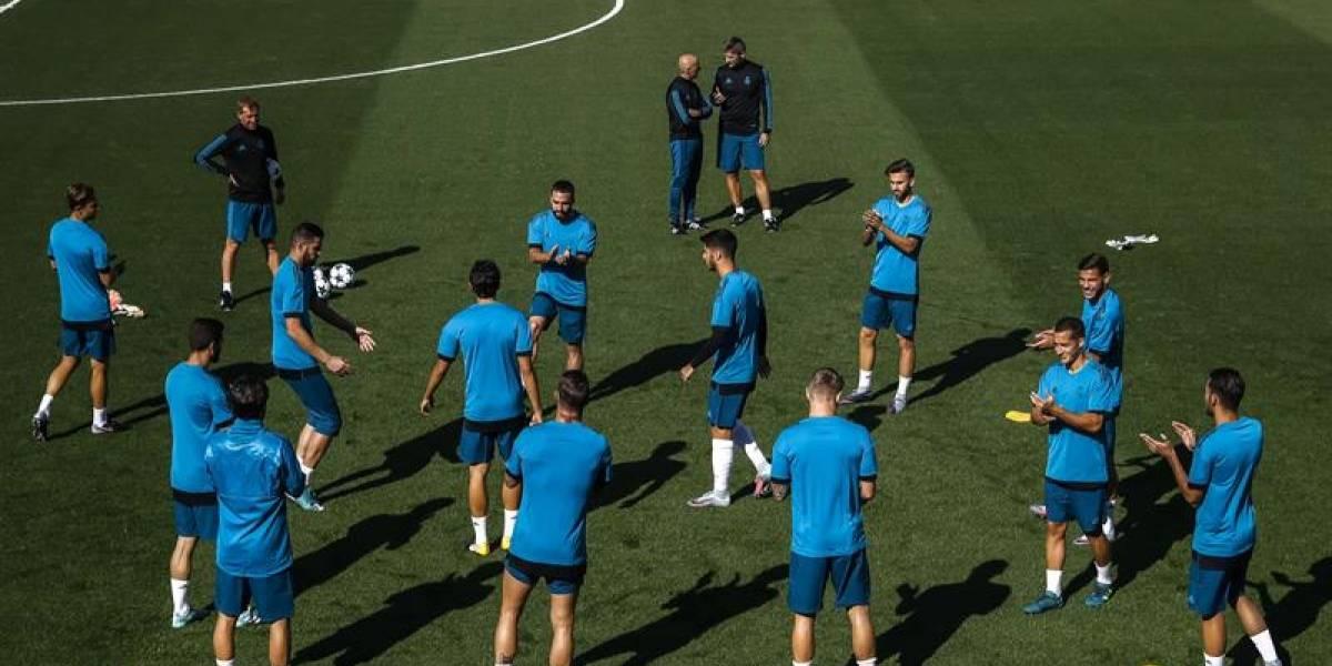 Estrella del Real Madrid no jugará en la Champions porque se cortó depilándose
