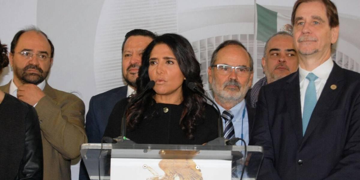 Alejandra Barralesalza la manopara contender por la CDMX