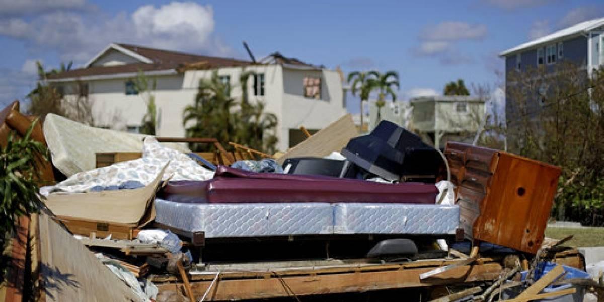 Gobernador de Florida: Vamos a reconstruir este estado