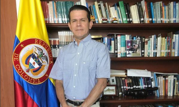 Renunció a la AeroCivil, Alfredo Bocanegra