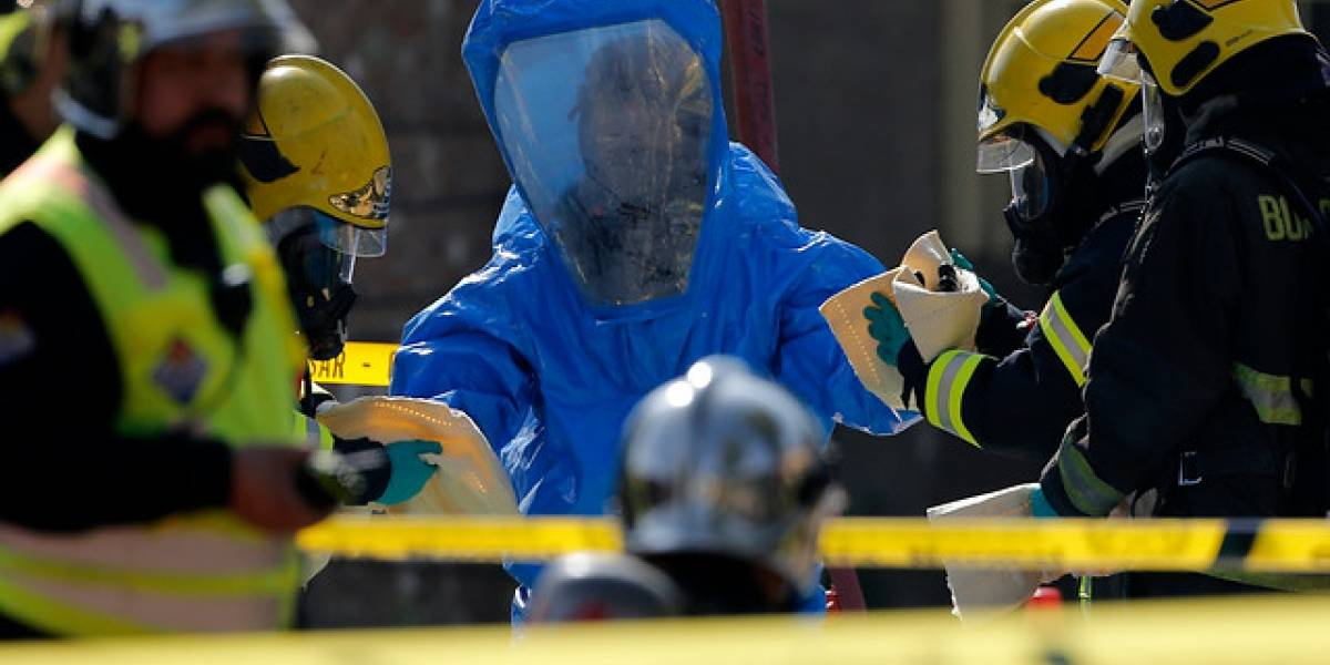 Joven universitaria muere tras ingerir cianuro y origina emergencia química en La Florida