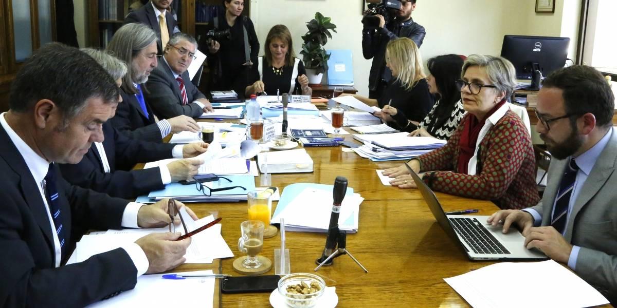 Un nuevo paso: Comisión del Senado voto a favor de legislar sobre el levantamiento de secreto de la Comisión Valech I