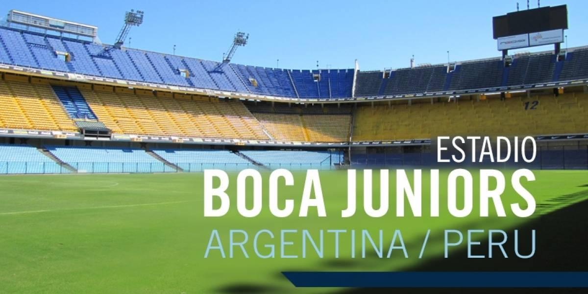 Deseo cumplido: el trascendental Argentina-Perú fue oficializado en La Bombonera