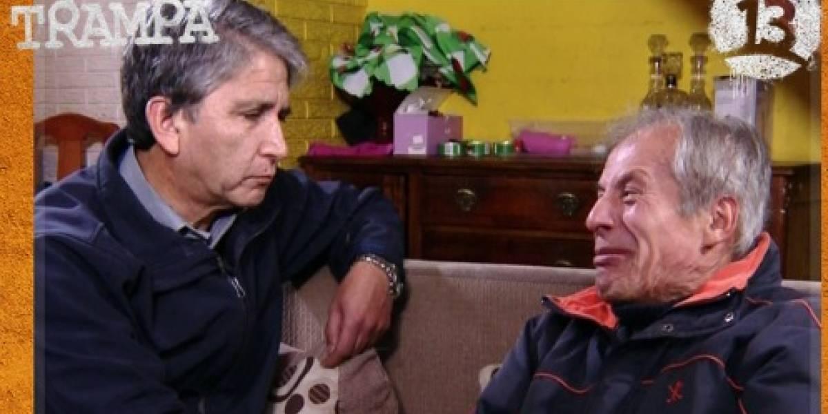 """""""En su propia trampa"""": Farkas le regala un millón a hombre que le robaron más de 10 veces"""
