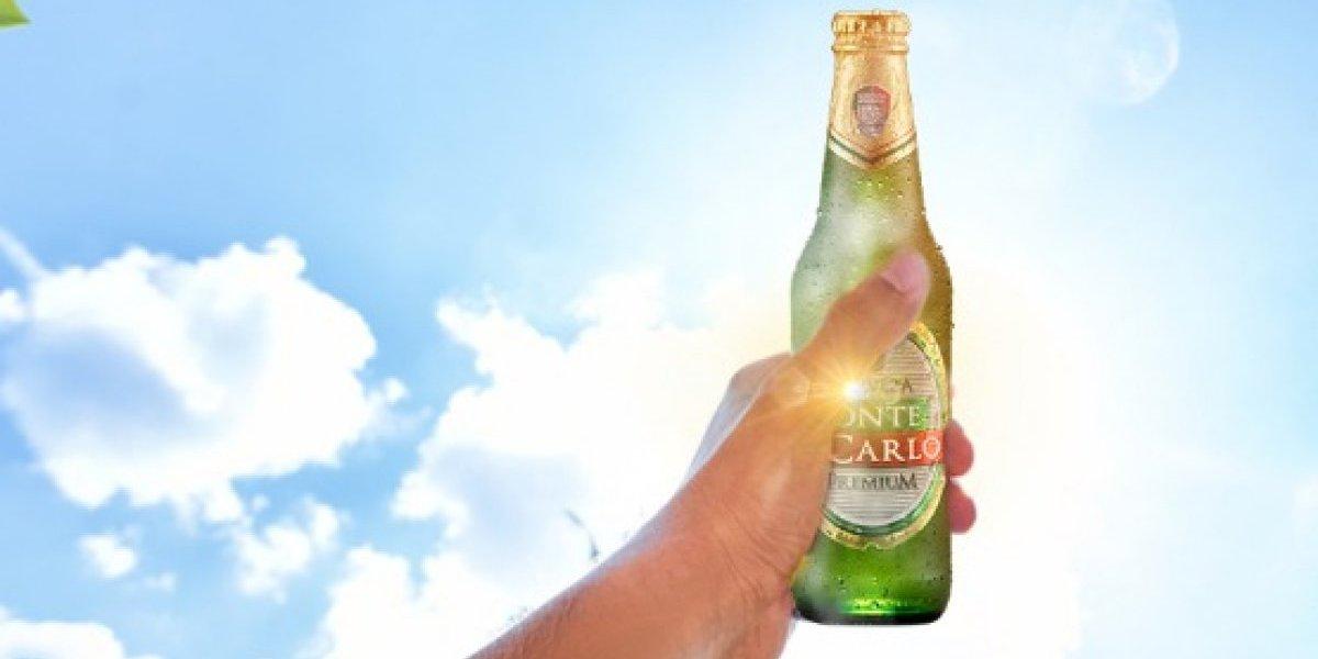 Esta es la nueva forma de tomar cerveza Monte Carlo