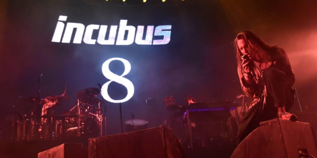 Colombia se alista para recibir a Incubus el 17 de septiembre