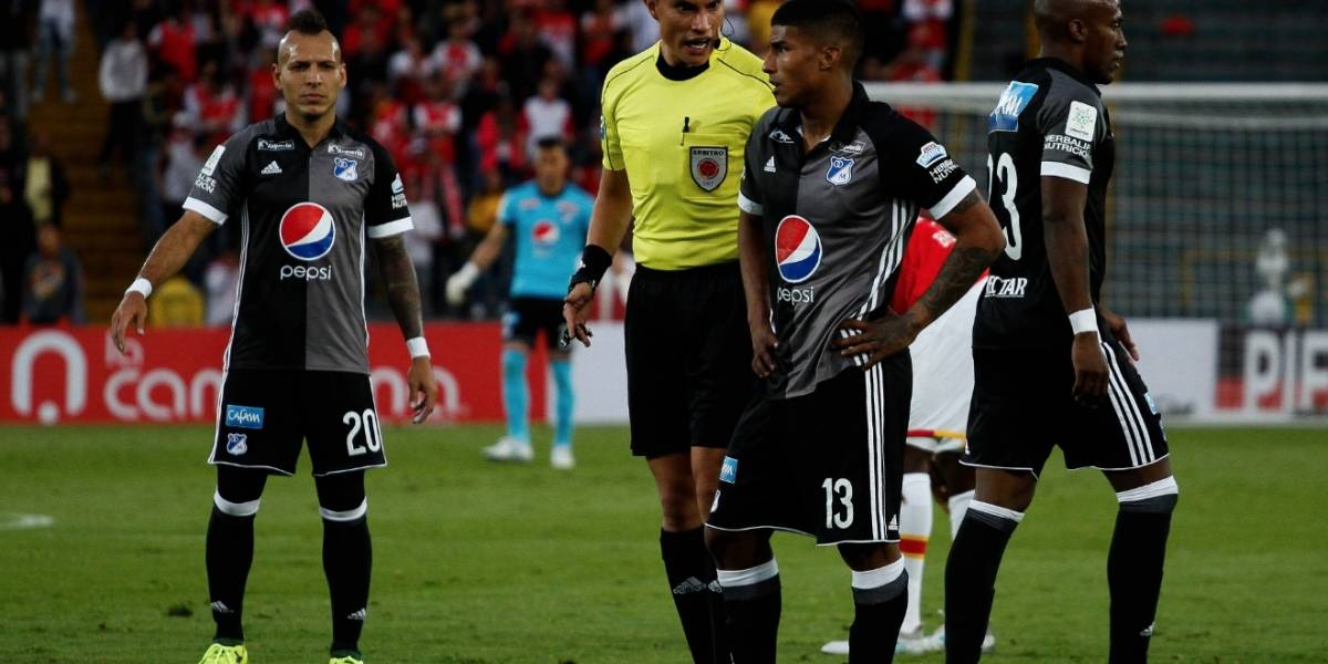 Harold Mosquera está en la mira del fútbol de México