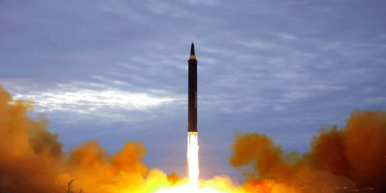 Prueba nuclear de Corea del Norte