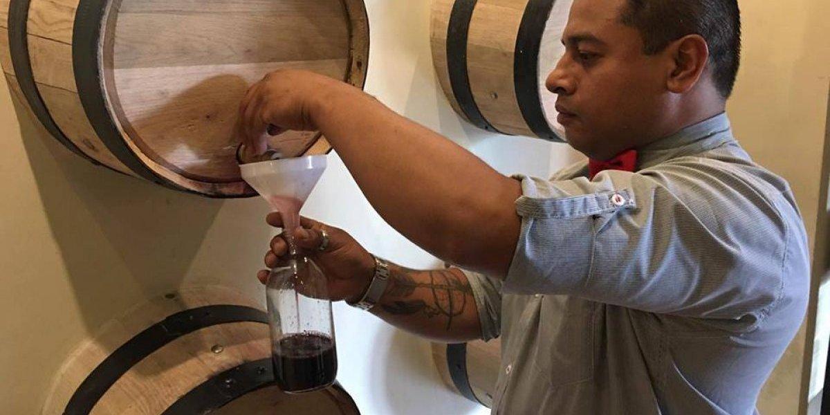 Aprende a hacer tu vino ideal en este nuevo restaurante en Guatemala