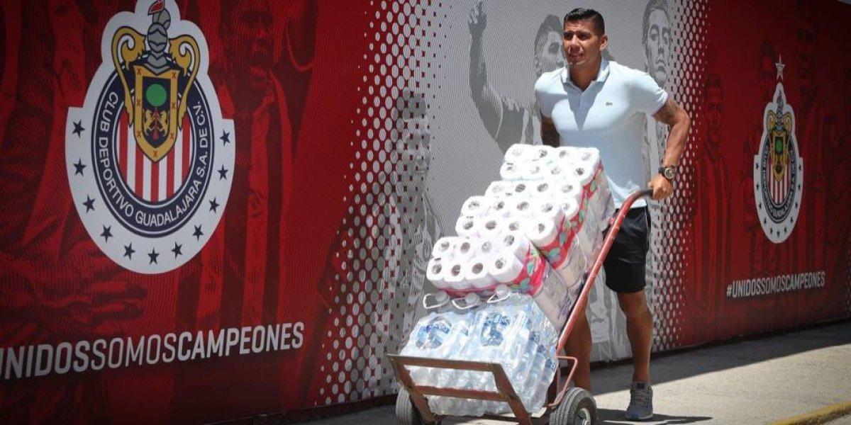 Chivas hará donativo para ayudar a damnificados por terremoto
