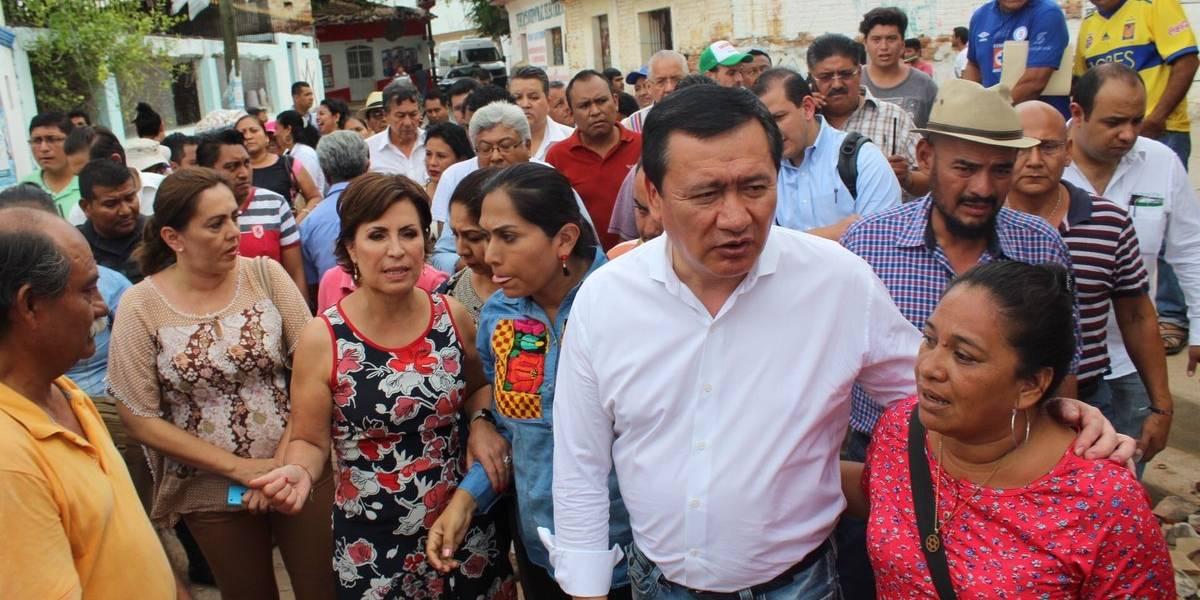 Censo de viviendas afectadas por el sismo concluirá el viernes: Rosario Robles