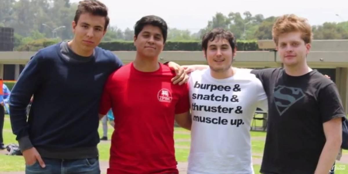 Estudiantes de la UNAM ganan primer lugar en concurso internacional de matemáticas
