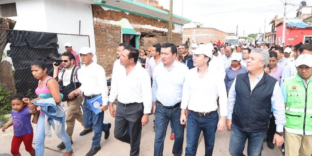 Suman un millón 479 mil damnificados en Chiapas por sismo
