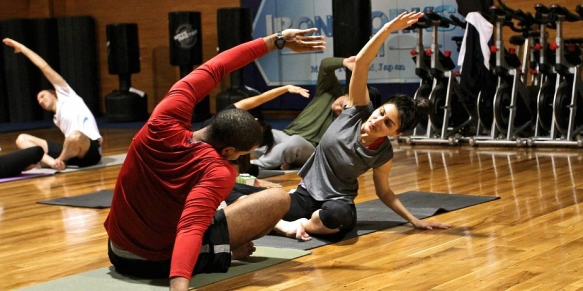 Llénate de energía antes de iniciar tu rutina de ejercicio