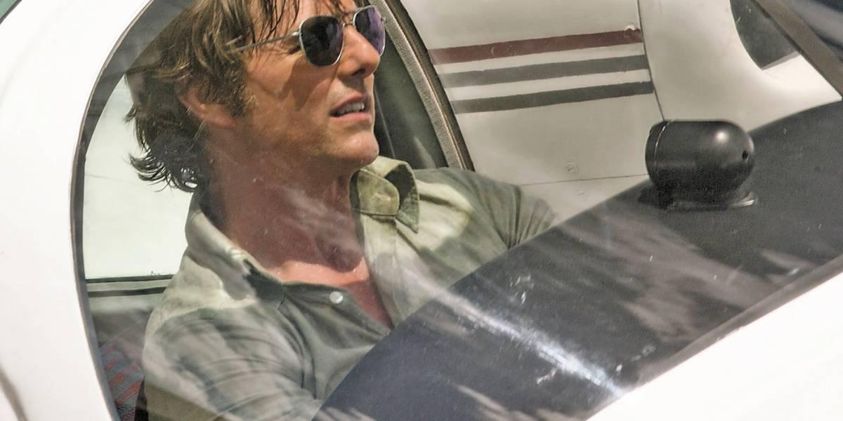 Tom Cruise volta a interpretar aviador em 'Feito na América'