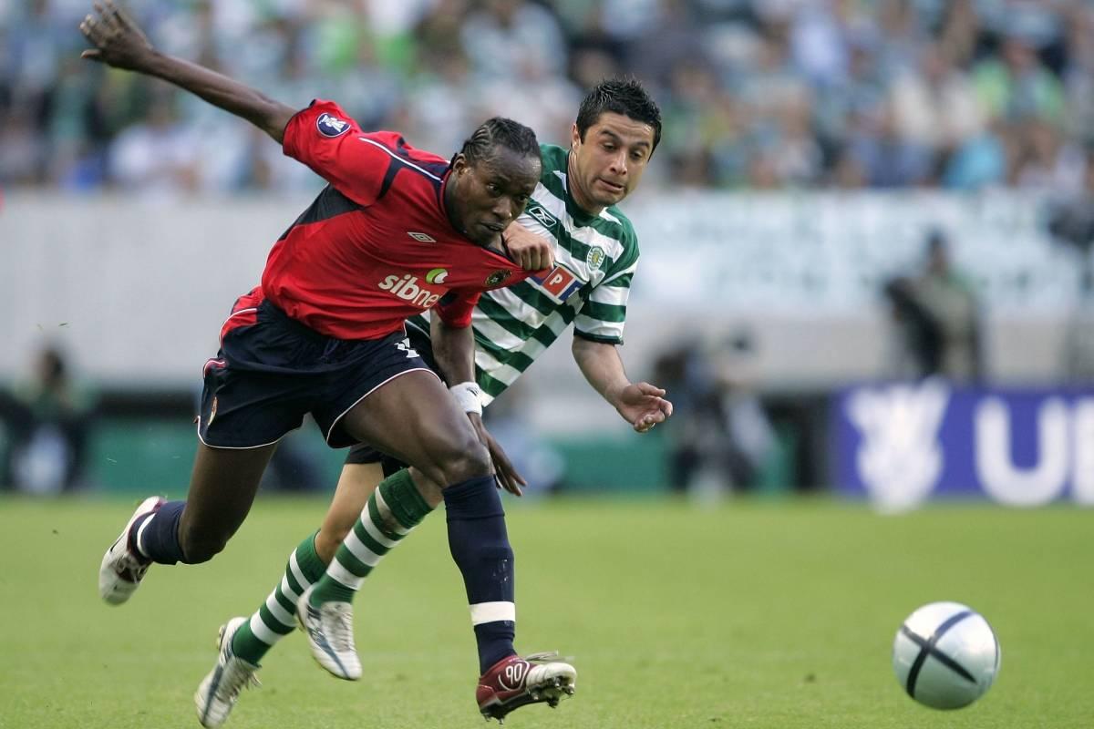 Rodrigo Tello jugó una final de la UEFA Cup (actualmente Europa League) en 2004/05, donde cayeron contra el CSKA Moscú