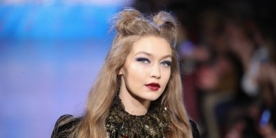 El inesperado incidente de Gigi Hadid en plena pasarela