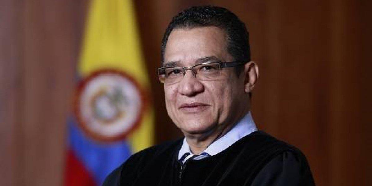 Magistrado Malo pidió una licencia a la Corte Suprema por tres meses
