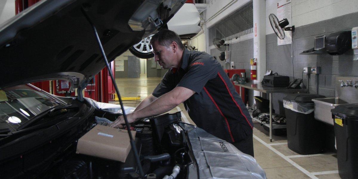 Nissan detalla apps para servicios de mantenimiento