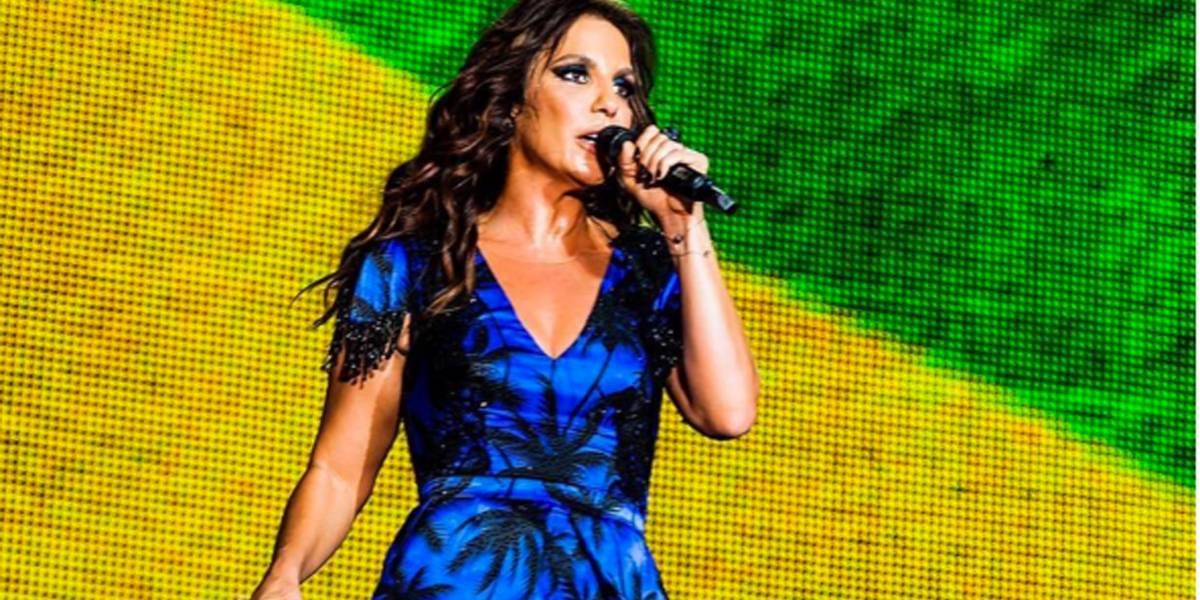 Após maternidade, Ivete Sangalo lança seu primeiro single