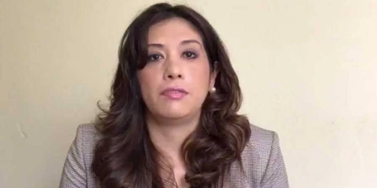 Nombran a sustituta de jueza de Femicidio, Michelle Dardón