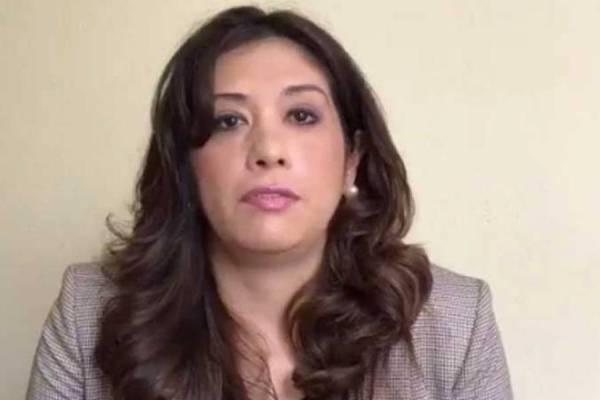Jueza Michelle Dardón