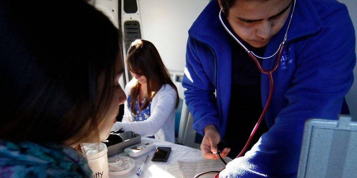 Un tercio de los cotizantes hizo uso de licencias médicas en 2016