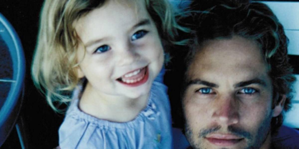 Filha de Paul Walker lança desafio em memória ao ator no dia em que ele completaria 44 anos