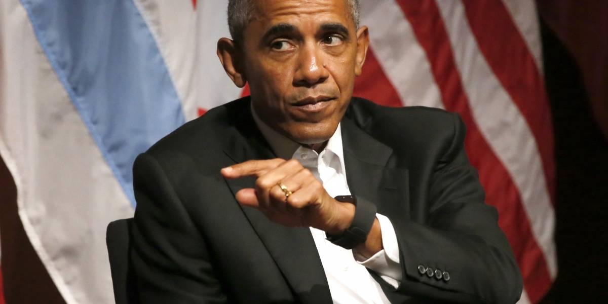 Obama anuncia primera cumbre de su fundación