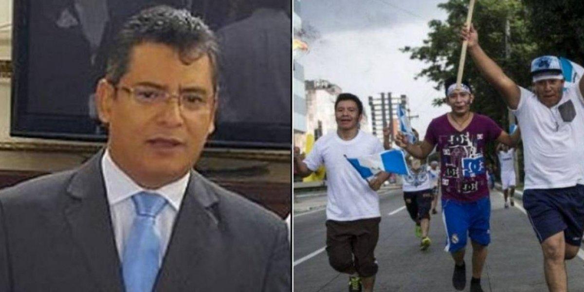 Diputado presenta iniciativa para prohibir caravanas de antorchas entre municipios