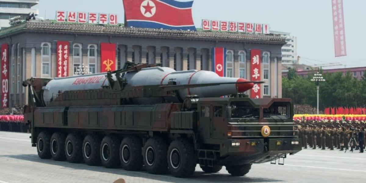 Corea del Norte disparó un nuevo misil que sobrevoló Japón — Urgente