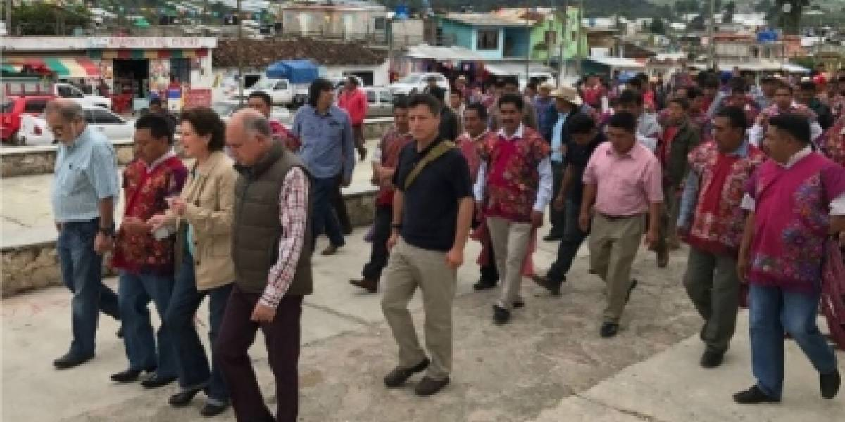 INAH acude a Chiapas y a Oaxaca para evaluar daños al patrimonio cultural