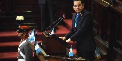 Bajan pena a delito del que se acusa a presidente Morales — Guatemala