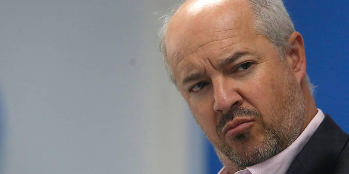 """Juan Tagle y continuidad de Salas: """"Su contrato permite evaluar con él si seguirá a fin de año"""""""